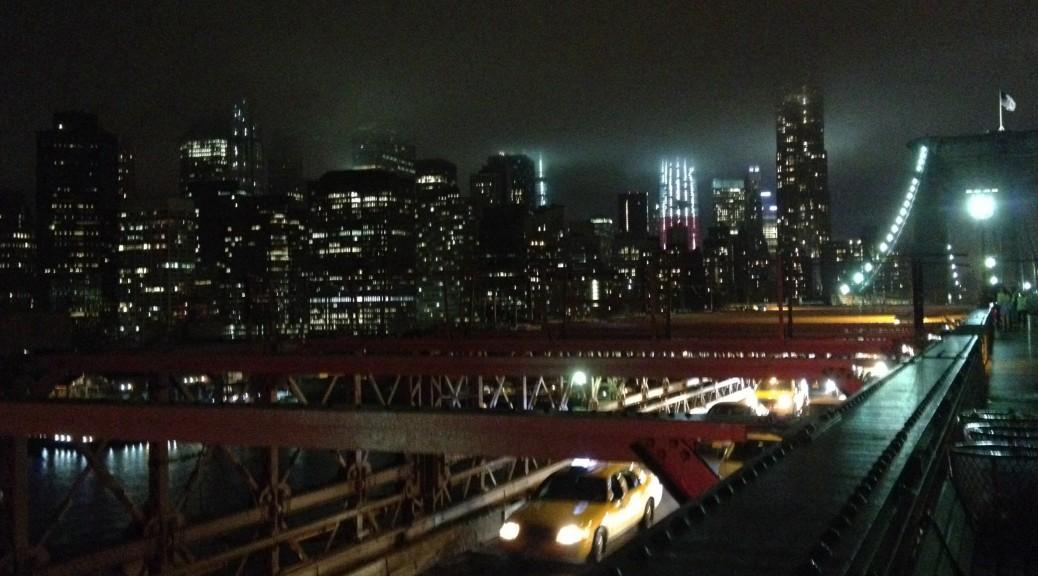 Durch New York mit dem Fahrrad